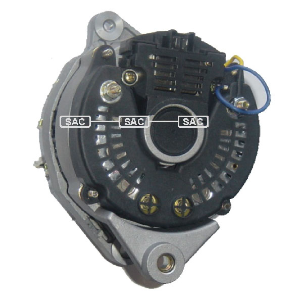 Renault Clio 1 70   Alternator 12 14 A1530 3487 P on car engine diagram starter